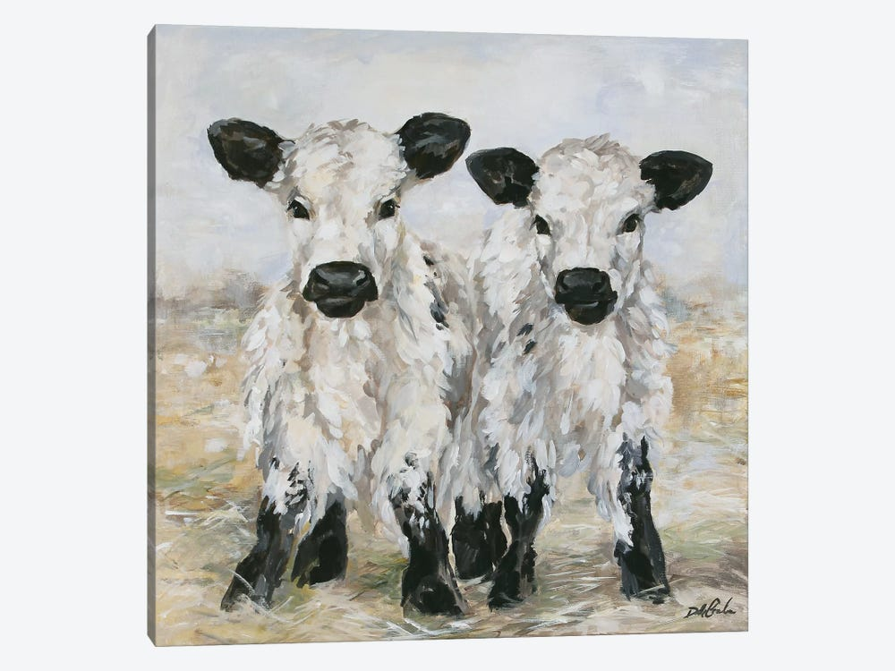 Freckles And Speckles by Debi Coules 1-piece Canvas Artwork