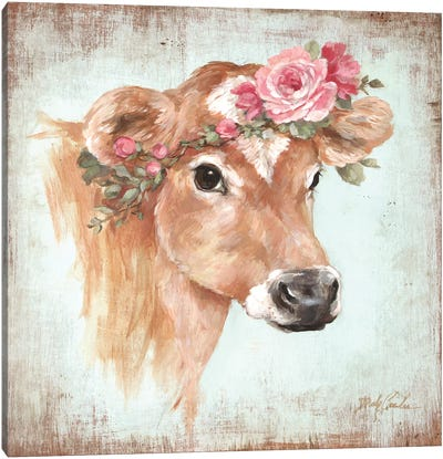 Rosie Canvas Art Print