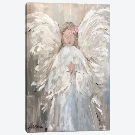 My Angel Canvas Print #DEB113} by Debi Coules Canvas Wall Art