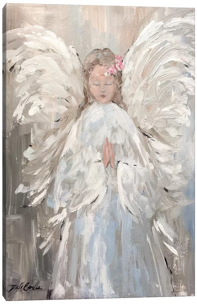 My Angel Canvas Art Print
