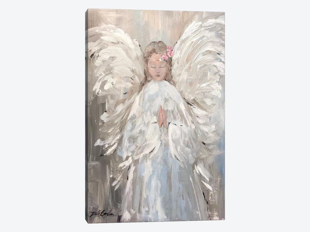 My Angel by Debi Coules 1-piece Canvas Artwork