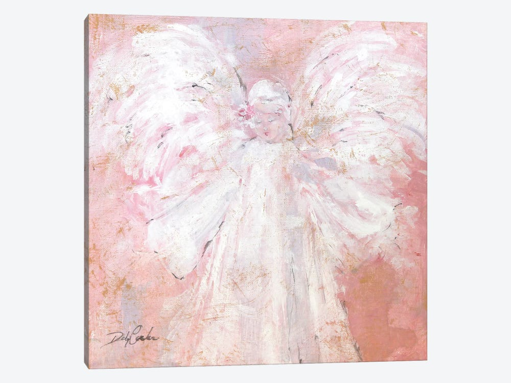Under My Wings by Debi Coules 1-piece Canvas Wall Art