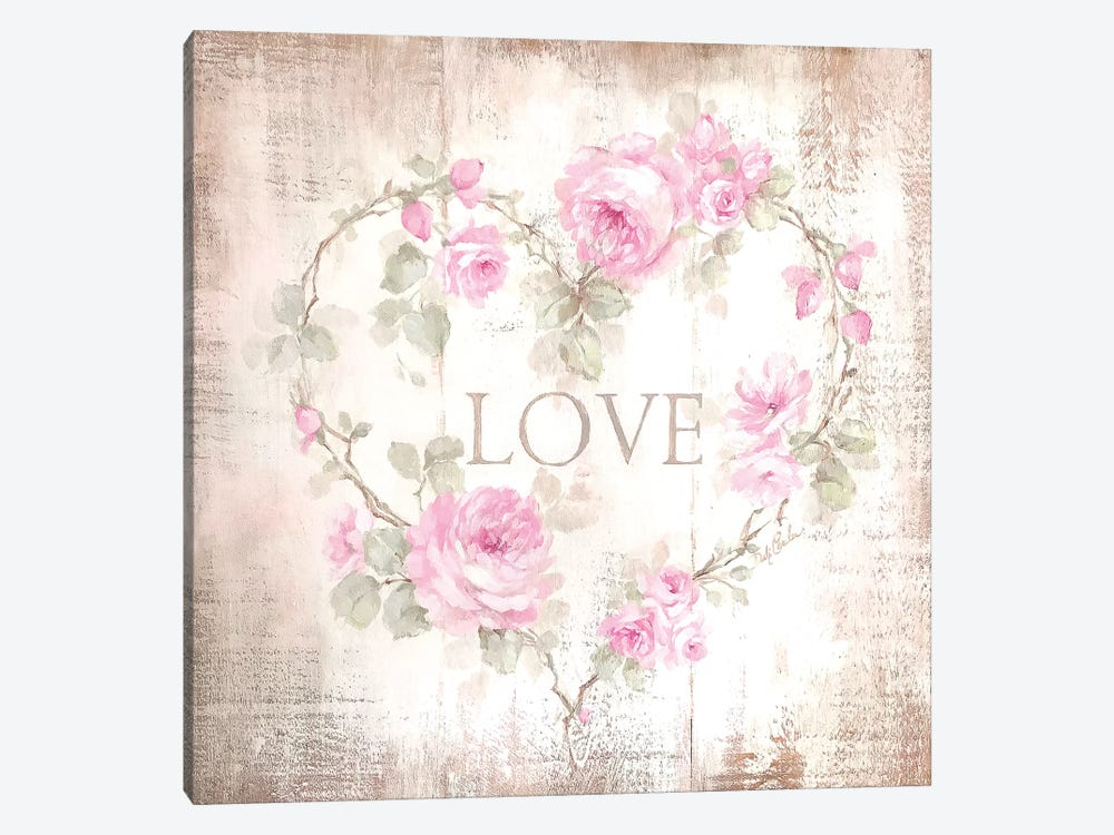 Love Sign by Debi Coules 1-piece Art Print