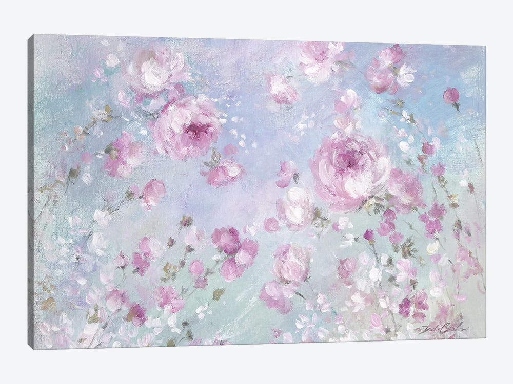 Blooming Roses by Debi Coules 1-piece Canvas Art