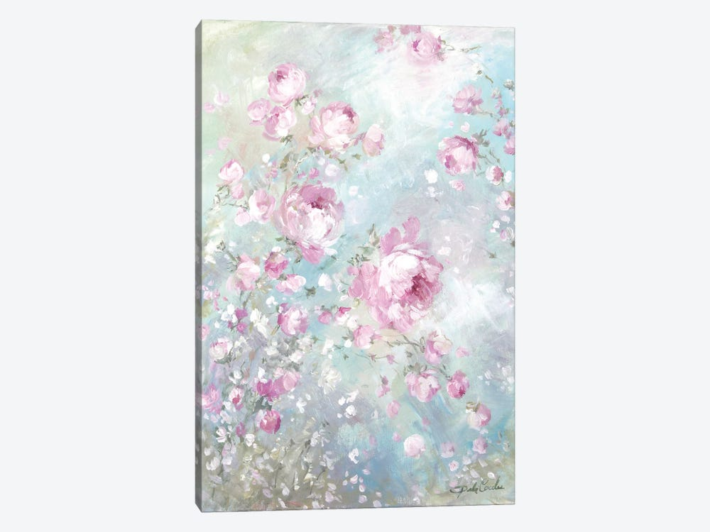 Pink Whisper by Debi Coules 1-piece Canvas Print