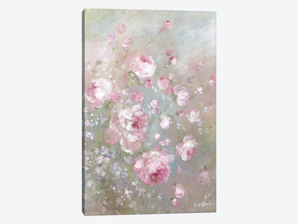 Summer's Roses by Debi Coules 1-piece Canvas Artwork
