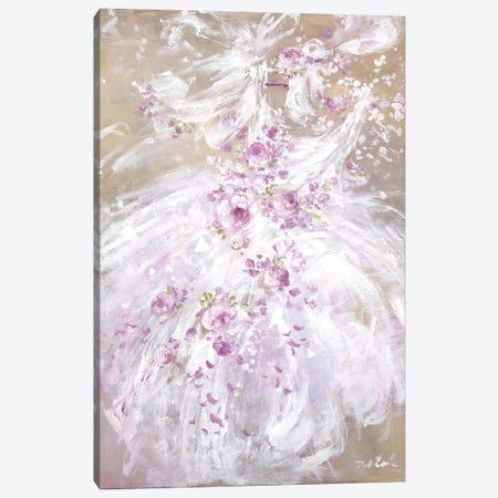 Tutu Spring Canvas Print #DEB134} by Debi Coules Art Print