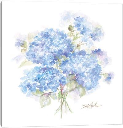Hydrangeas II Canvas Art Print