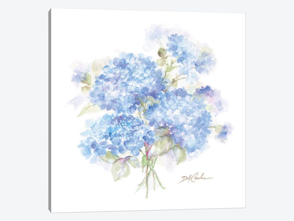 Hydrangeas II by Debi Coules 1-piece Art Print