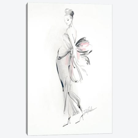 A Moments Notice Canvas Print #DEB176} by Debi Coules Canvas Art Print