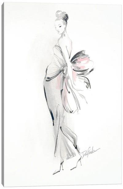A Moments Notice Canvas Art Print