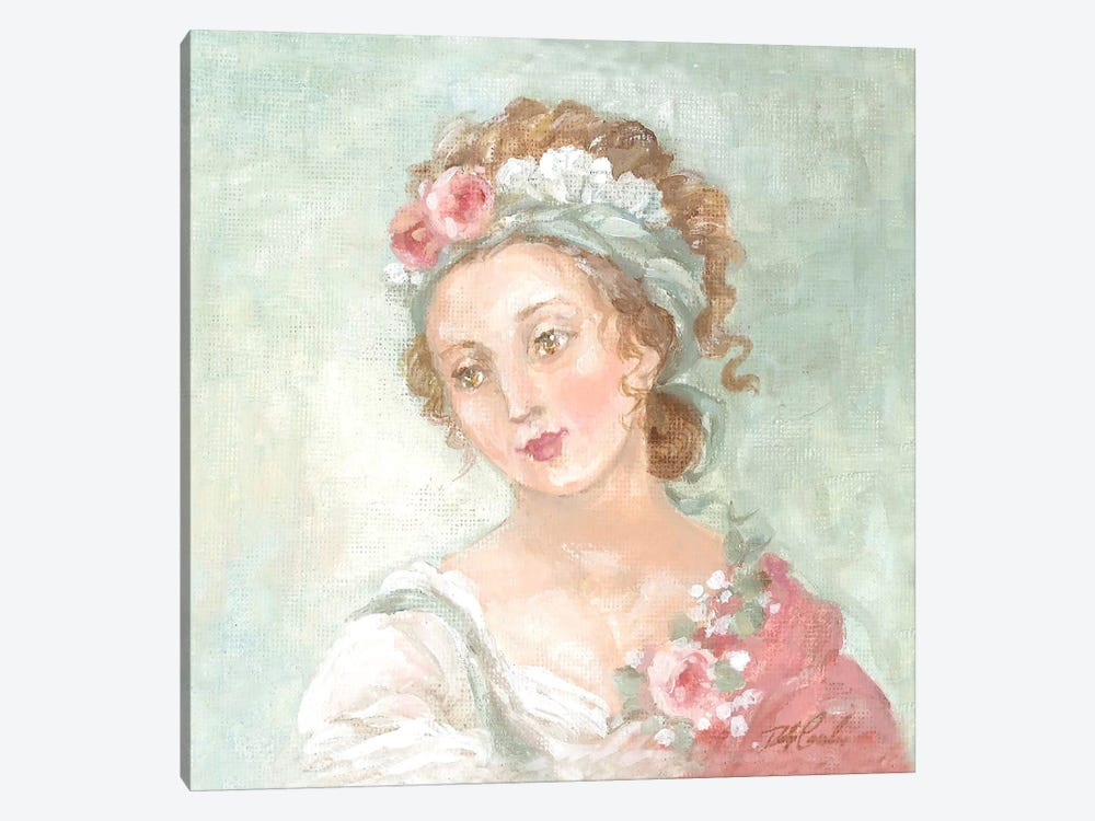 Angelique by Debi Coules 1-piece Canvas Art