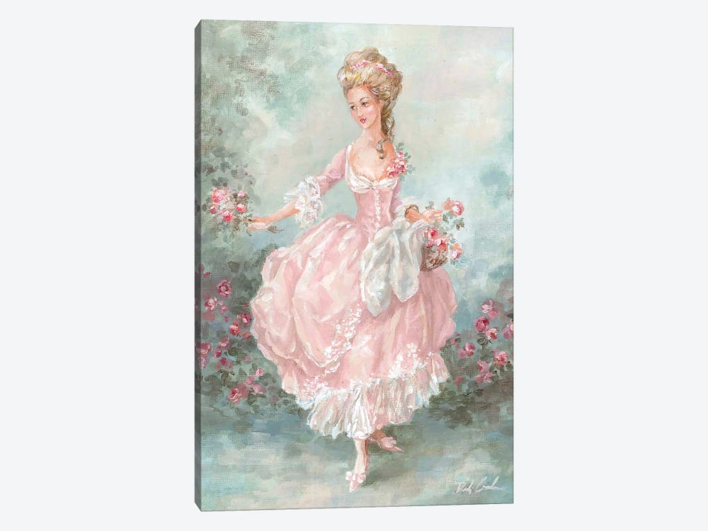 Lilliana by Debi Coules 1-piece Canvas Wall Art