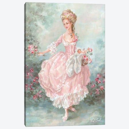 Lilliana Canvas Print #DEB24} by Debi Coules Canvas Artwork