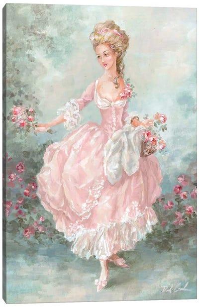 Lilliana Canvas Art Print