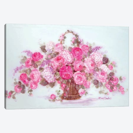Michael's Garden Canvas Print #DEB25} by Debi Coules Canvas Artwork