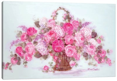 Michael's Garden Canvas Print #DEB25
