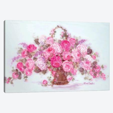 Michael's Garden 3-Piece Canvas #DEB25} by Debi Coules Canvas Artwork