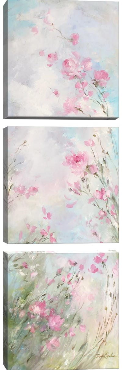 Morning Meadow Canvas Art Print