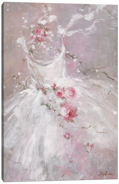 Autumn Dance Canvas Print #DEB2
