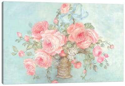 Mother's Roses Canvas Art Print