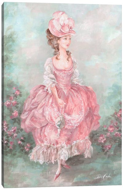 Nanette Canvas Art Print