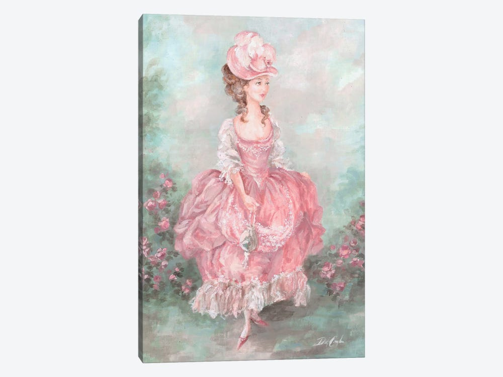 Nanette by Debi Coules 1-piece Canvas Wall Art