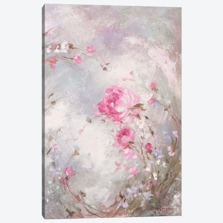 Petals Canvas Print #DEB33} by Debi Coules Canvas Wall Art