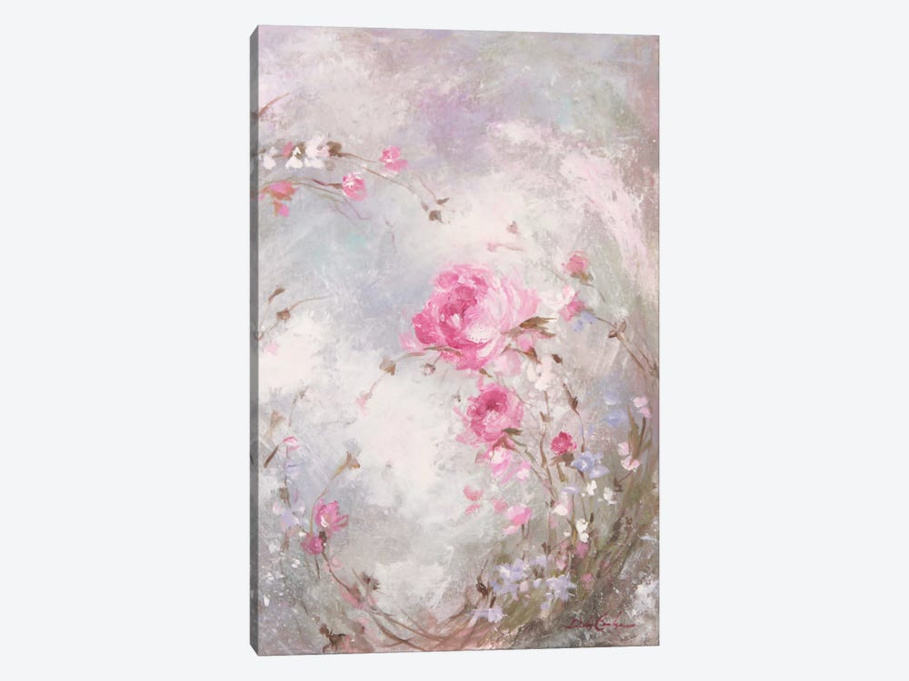 Petals by Debi Coules 1-piece Canvas Artwork