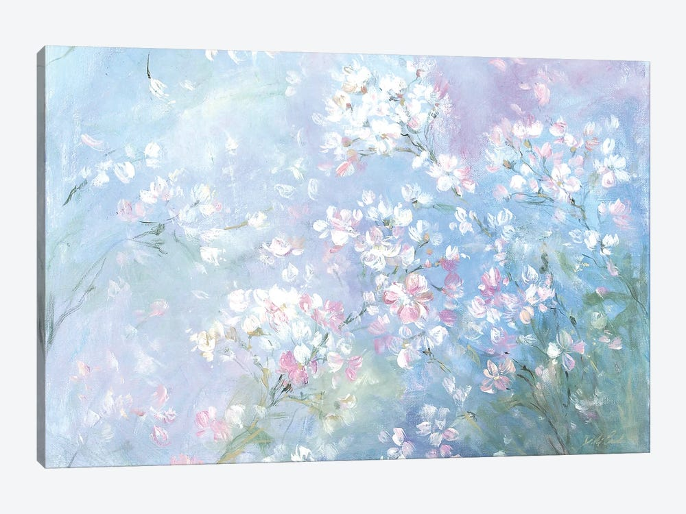 Rockport Wild Roses by Debi Coules 1-piece Canvas Wall Art