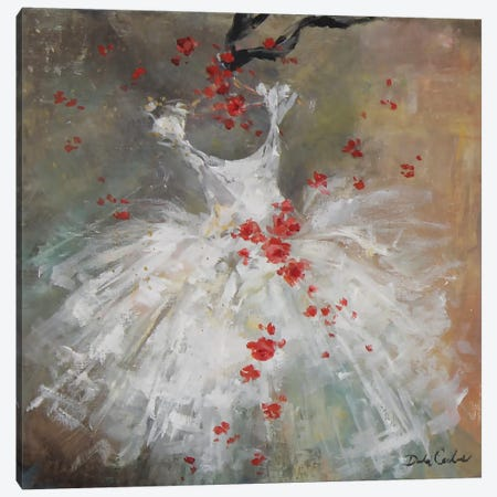 Rouge I Canvas Print #DEB40} by Debi Coules Art Print