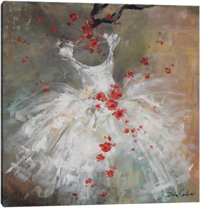 Rouge I Canvas Print #DEB40