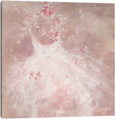 Tutu Breeze Canvas Print #DEB47