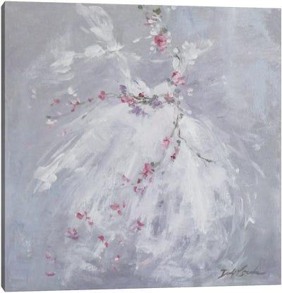 Tutu Mist Canvas Art Print