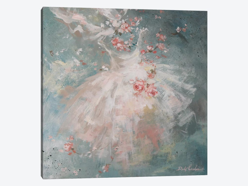 Whisper I by Debi Coules 1-piece Art Print