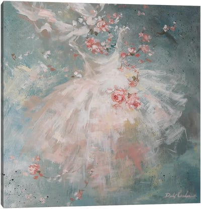 Whisper I Canvas Art Print