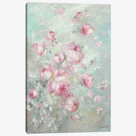 Whispering Petals Canvas Print #DEB52} by Debi Coules Canvas Art