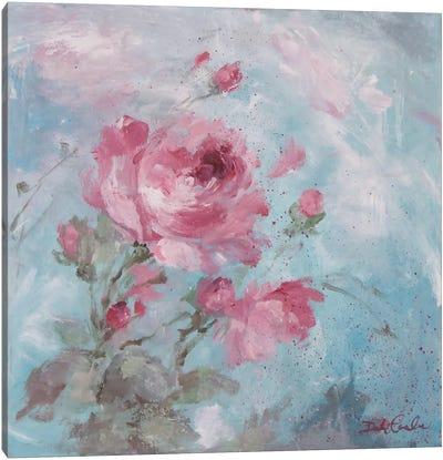 Winter Rose II Canvas Print #DEB55