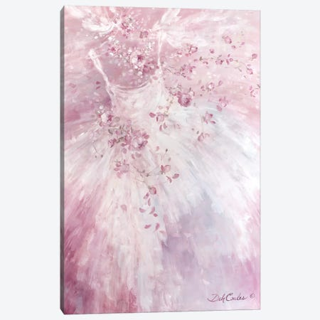 Enchanted Canvas Print #DEB60} by Debi Coules Canvas Art Print