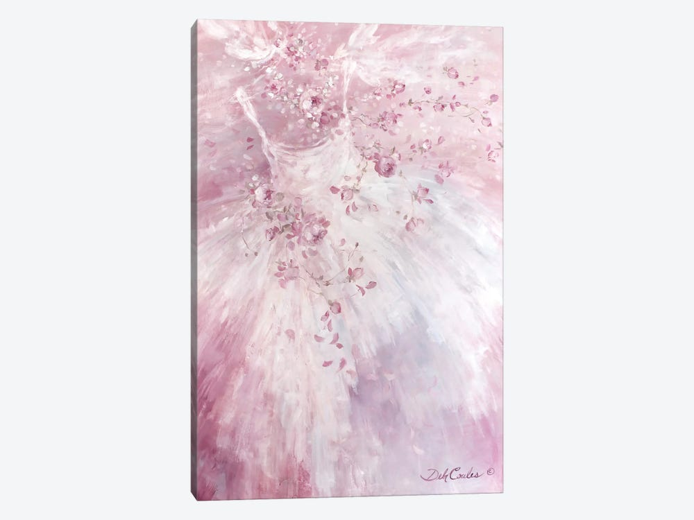 Enchanted by Debi Coules 1-piece Canvas Artwork