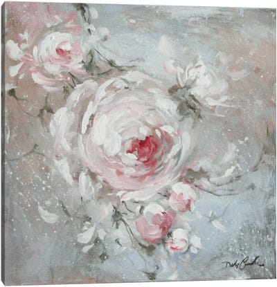 Blush I Canvas Print #DEB65
