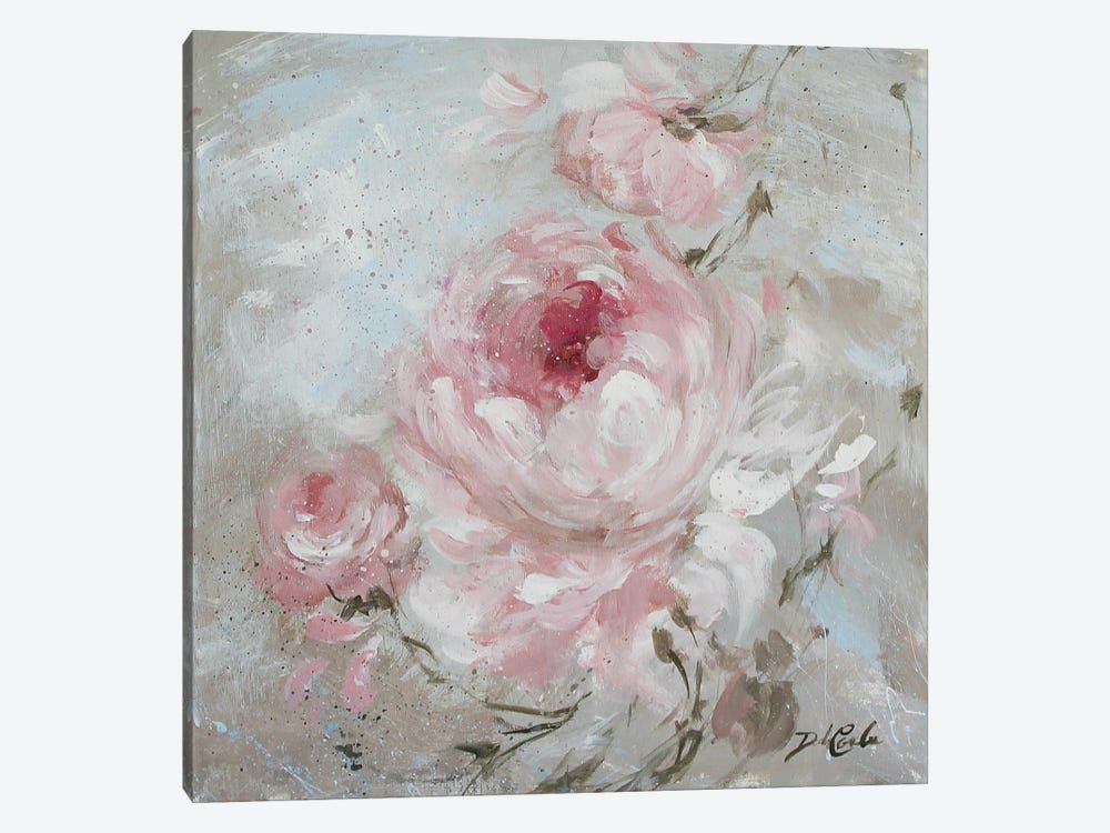 Blush II by Debi Coules 1-piece Canvas Artwork