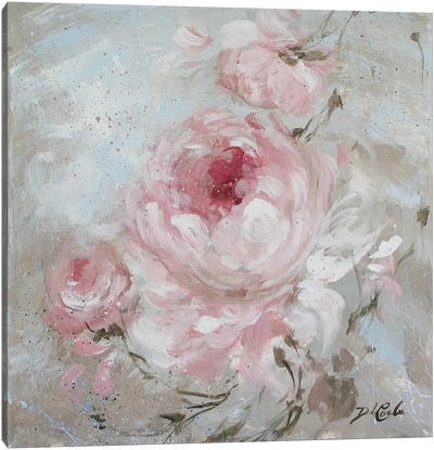 Blush II Canvas Art Print
