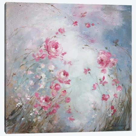 Dusk Canvas Print #DEB6} by Debi Coules Canvas Artwork