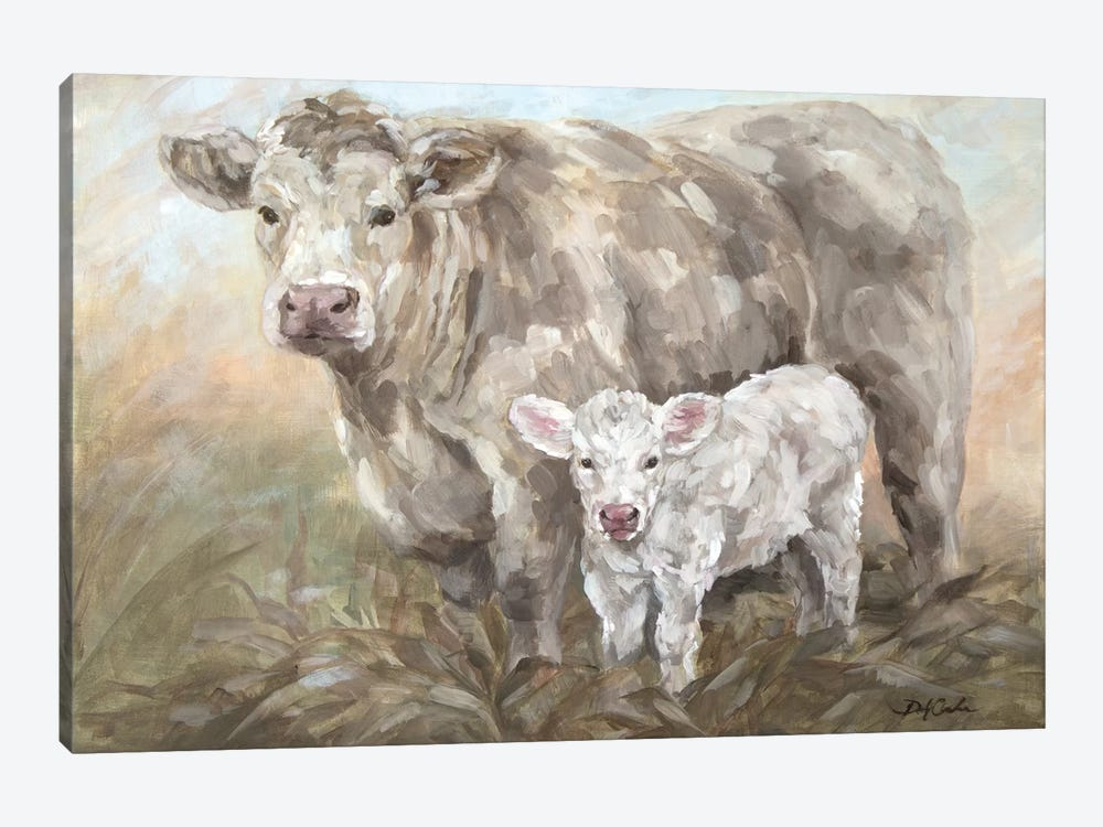Sweet Pea by Debi Coules 1-piece Canvas Art Print