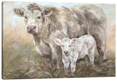 Sweet Pea Canvas Art Print