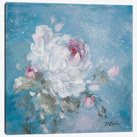 Twilight Rose II Canvas Print #DEB74} by Debi Coules Canvas Print