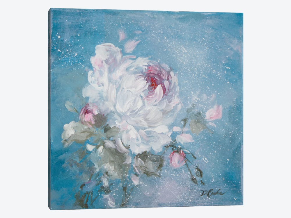 Twilight Rose II by Debi Coules 1-piece Canvas Art Print