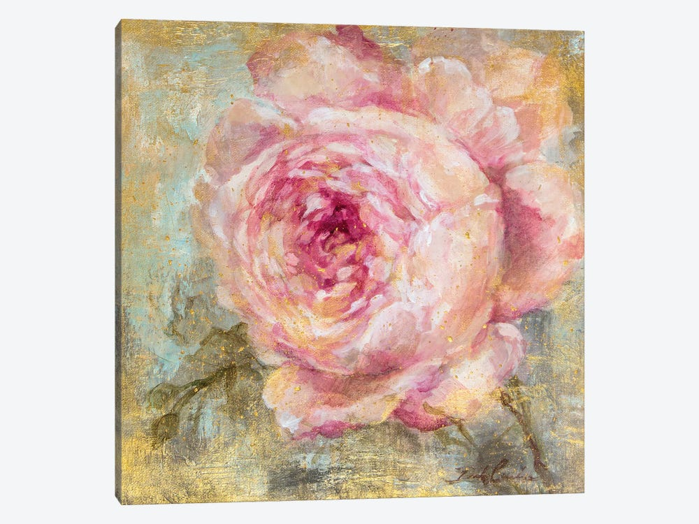 Rose Gold I by Debi Coules 1-piece Art Print