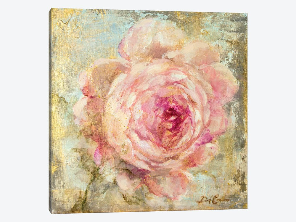 Rose Gold II by Debi Coules 1-piece Canvas Art